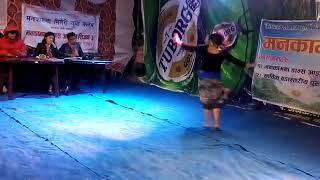 manakamana dance idol season 3 || bho maya laudina1