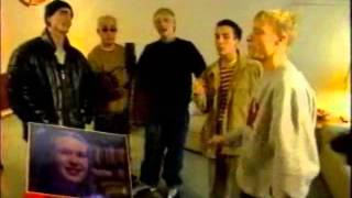 Backstreet boys 1996-surprise show-Quit playing games