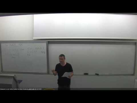 THEORETICAL AND COMPUTATIONAL NEUROSCIENCE A - 18052017