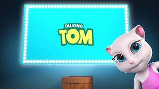 Talking tom and friends maratona Outfit7