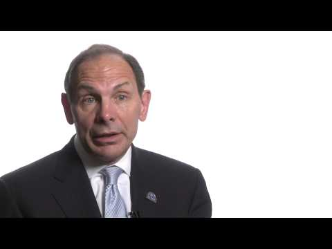 Secretary of Veterans Affairs Bob McDonald Discusses Leadership