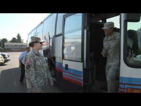Homecoming of 3rd Battalion, 116th Cavalry Brigade Combat Team Soldiers
