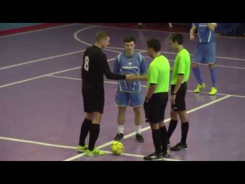 1/2 финала: 20minut.ua United - ZoomSupport United #itliga13