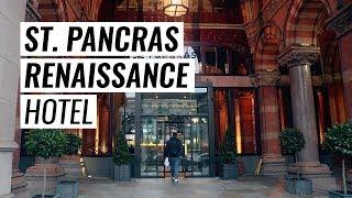 5 Star Luxury at the St. Pancras Renaissance Hotel, London