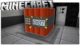 Minecraft | Keep Crafting And Nobody Explodes! | Disarm The Bomb Custom Map