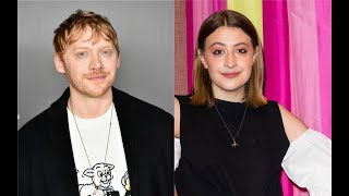 Georgia Groome Expecting First Child, With Rupert Grint