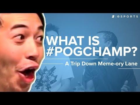 What is PogChamp? [A Trip Down Meme-ory Lane]