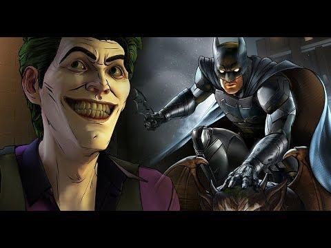 BATMAN Telltale Season 2 Episode 1   The Enemy Within Trailer (2017)