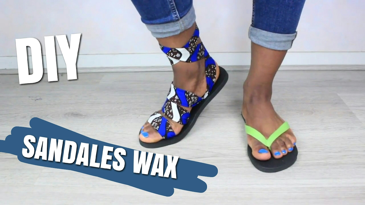 En Shoes Wax Fashion Diy Des Sandales L bvf6Y7gy