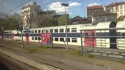 RER ligne C : Voyage entre les gares de Chaville Vélizy et Viroflay Rive Gauche