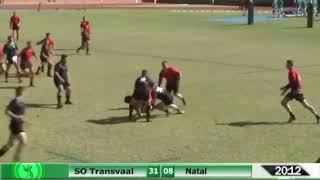 Marnus Botha rugby highlights