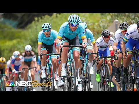 Tour Down Under 2020: Stage 3  EXTENDED HIGHLIGHTS  NBC Sports
