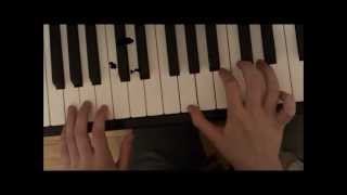 Heartbeat by Scouting for Girls Piano Tutorial