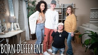 Father Of Two With No Arms Or Legs | BORN DIFFERENT