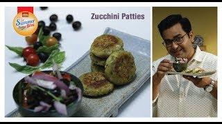 Zucchini Patties #GetSummerBites'