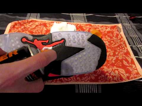 How to keep your soles Icy!
