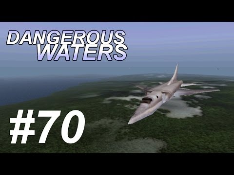 Dangerous Waters: Red Storm Rising (70) The Killing Ground MH-60 3