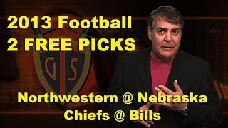 Tony George Free Football Picks - November 2 & 3