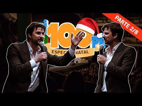 Pi100pé Especial de Natal - Hugo Sousa - Stand Up