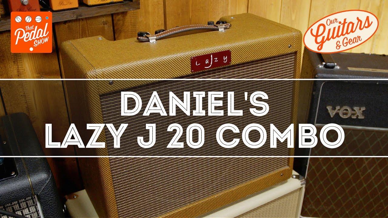 Lazy J guitar amplifiers, holly grail Tweed
