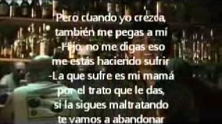 Letra de La Que Sufre Es Mi Mamá - Espinoza Paz