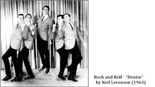 """Rock and Roll - """"Denise"""" by Neil Levenson (1963)"""