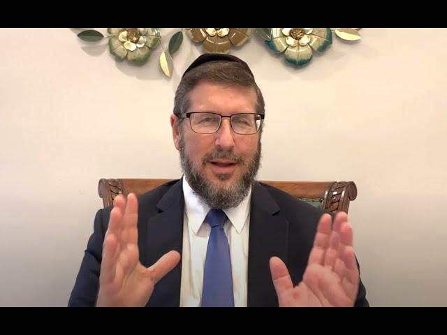Pre-Sukkos Message from Rabbi Mordechai Palgon