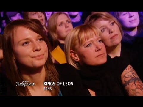 Kings of Leon - Fans (Rockpalast 2009)