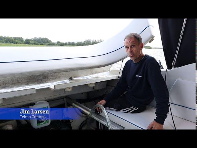 Miljøvennlig motorrens for båt