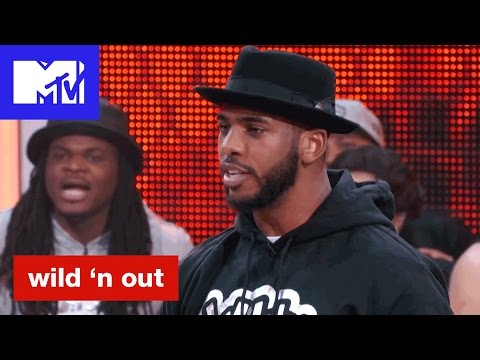 NBA Player Chris Paul Goes Strong to the Hole & Strokes it from Deep | Wild 鈥楴 Out | MTV