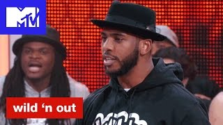 NBA Player Chris Paul Goes Strong to the Hole & Strokes it from Deep | Wild 'N Out | MTV