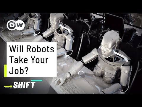 Will Robots and Artificial Intelligence take your Job? | Machine Learning | SHIFT