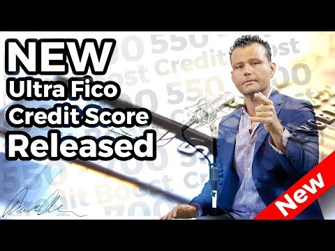 New Ultra Credit Score can Boost Your Credit 150 Points