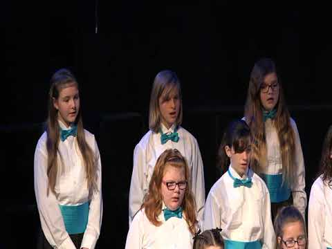 2016 Wyandotte Academy Youth Choir Christmas Concert -12/07/16