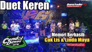 DUET KEREN MAYA MEMORI BERKASIH COVER CAK SULISLINDA MG 86 PRO LIVE IN PAPRINGAN HD