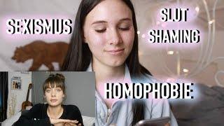 REAKTION AUF KAYLA SHYX's VIDEO HOMOSEXUALITÄT AUF SOCIAL MEDIA / SEXISMUS & SLUTSHAMING #valtalk