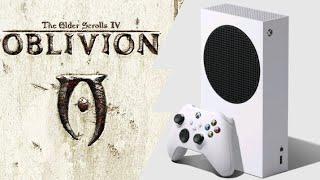 Xbox Series S | The Elder Scrolls 4 Oblivion | Graphics Test/Loading times