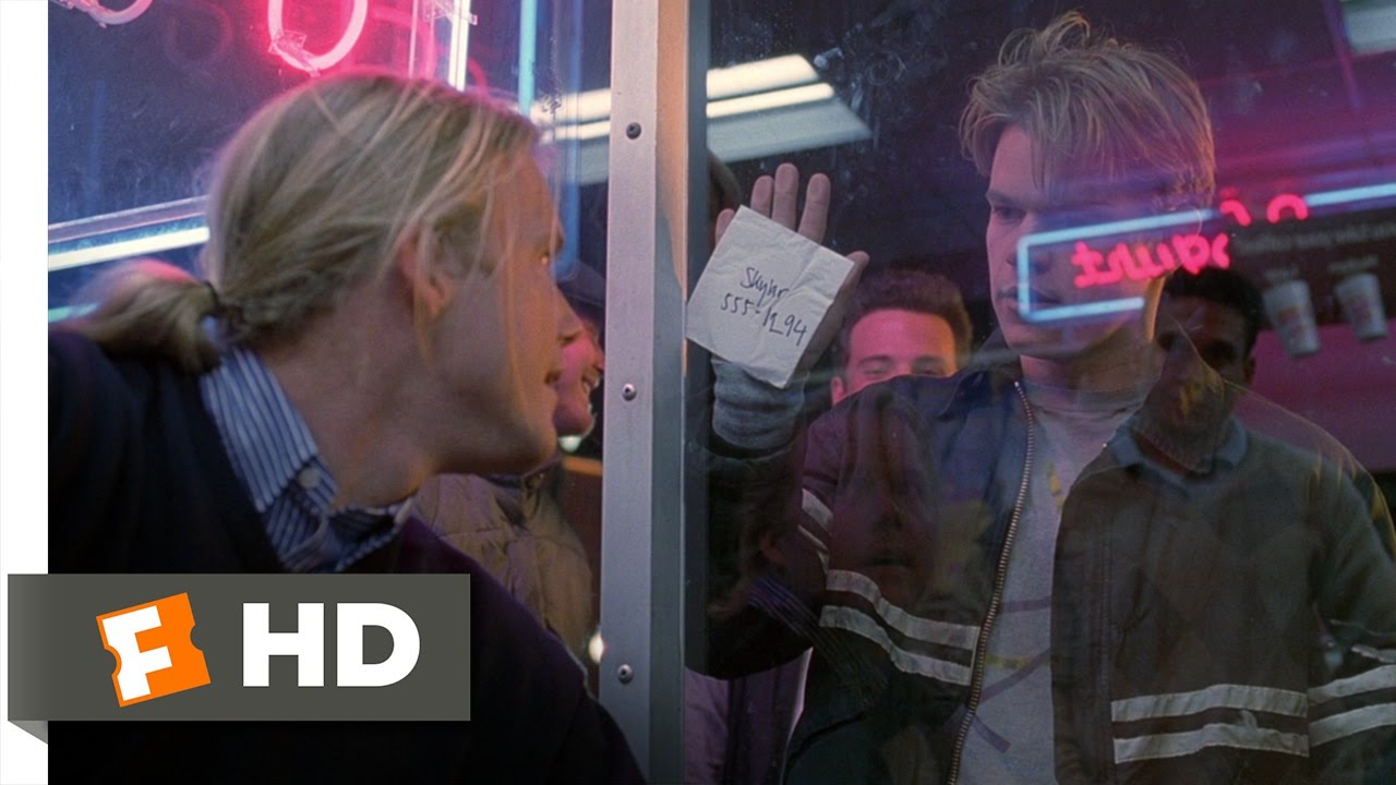 How You Like Them Apples Good Will Hunting 2 12 Movie Clip