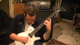 How to play Lay It On The Line by Triumph on guitar by Mike Gross