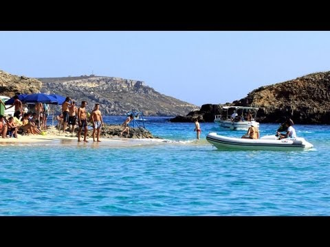 GOZO Y COMINO islas / Malta islands / Turismo travel tourism tour visit beaches playas viaje viajar Videos De Viajes