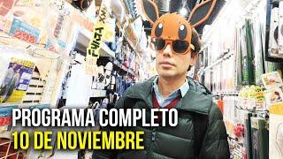Cinescape 10 de noviembre 2019 (programa completo)