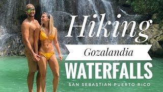 Gozalandia Waterfalls/ San Sebastian/ 4k Dr๐ne Footage/ HIKE