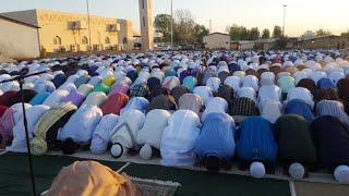 khutba e eid ul fitr 2018 shaikh meraj rabbani hafizaullah