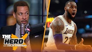 Chris Broussard on why Luke Walton