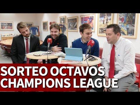 Sorteo de Champions League: los emparejamientos para octavos de final | Diario AS