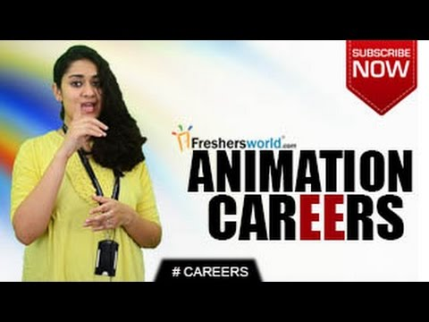 CAREERS IN ANIMATION –  Certification Course,Degree,2D,3D, A