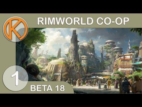 RimWorld Multiplayer w/Nemo | THE LAST JEDI - Ep  1 | Let's