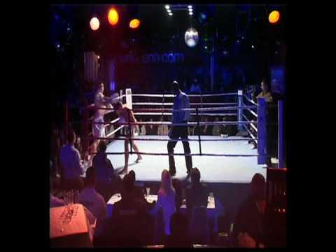 ISKA - K1 Fight - Peter Hughes Vs. Iain Martell - Gt. Yarmouth - Dec 2009