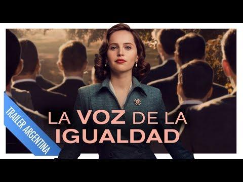 La Voz de la Igualdad I Marzo en cines | Argentina