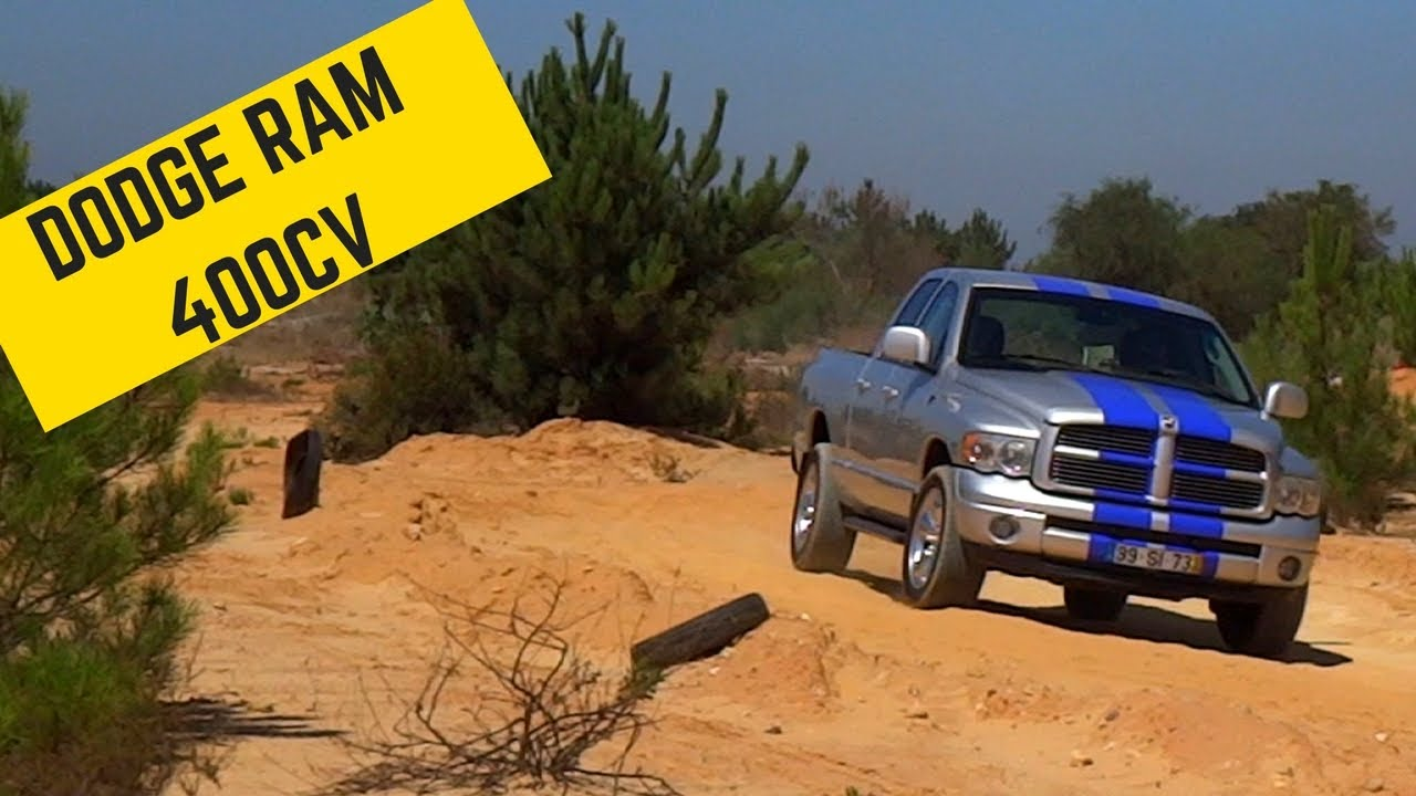 DODGE RAM 400HP 5.7 HEMI - Portugal Stock and Modified Car Reviews
